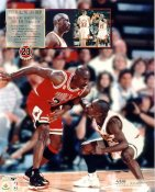 Michael Jordan Limited Edition 1996 NBA Champions 8X10 Photo