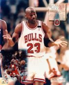 Michael Jordan Limited Edition Bulls Win 2nd NBA Championship 8X10 Photo
