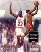 Michael Jordan Limited Edition 8X10 Photo