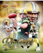 Aaron Rodgers Green Bay Packers 8X10 Photo
