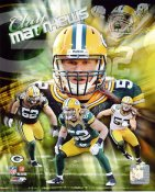 Clay Matthews Green Bay Packers 8X10 Photo