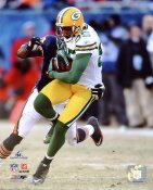 Greg Jennings 2010 NFC Championship Game Green Bay Packers 8X10 Photo