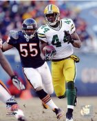 James Starks 2010 NFC Championship Game LIMITED STOCK Green Bay Packers 8X10 Photo