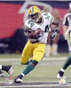 James Starks 2010 Playoffs LIMITED STOCK Green Bay Packers 8X10 Photo