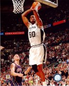 David Robinson Game 2 NBA Finals 2003 San Antonio Spurs 8X10 Photo LIMITED STOCK