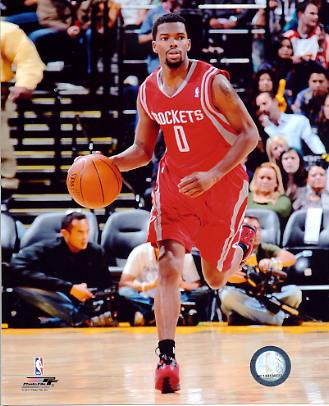 Aaron Brooks Houston Rockets 8X10 Photo LIMITED STOCK