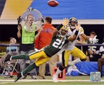 Charles Woodson Super Bowl 45 Green Bay Packers 8X10 Photo