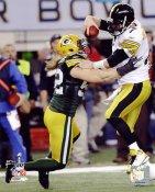 Clay Matthews Super Bowl 45 Green Bay Packers 8X10 Photo