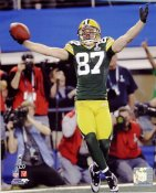 Jordy Nelson Super Bowl 45 Green Bay Packers LIMITED STOCK 8X10 Photo