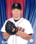 Hideo Nomo LIMITED STOCK  Boston Red Sox 8X10 Photo