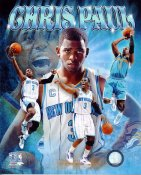 Chris Paul New Orleans Hornets 8X10 Photo LIMITED STOCK