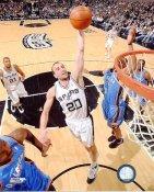 Manu Ginobili Spurs 8X10 Photo LIMITED STOCK