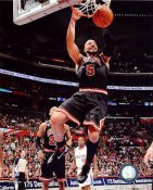 Carlos Boozer LIMITED STOCK Chicago Bulls 8X10 Photo
