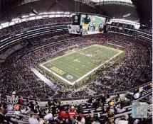 N2 Cowboys Stadium SuperBowl 45 Steelers vs Packers 8X10 Photo