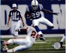 Joseph Addai LIMITED STOCK Indianapolis Colts 8X10 Photo