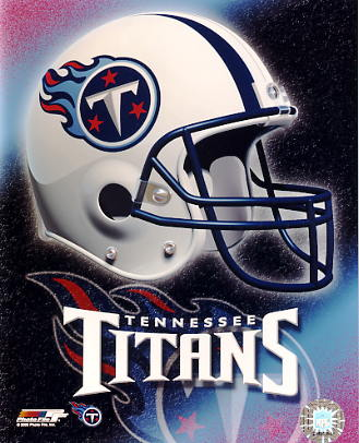 Titans A1 Tennessee LIMITED STOCK Team Helmet Photo