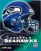 Seahawks A1 Seattle LIMITED STOCK Team Helmet Photo