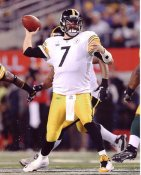 Ben Roethlisberger Super Bowl 45 LIMITED STOCK Pittsburgh Steelers 8x10 Photo