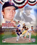 Bert Blyleven Hall of Fame Pittsburgh Pirates 8X10