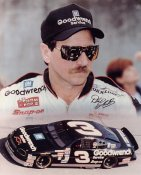 Dale Earnhardt LIMITED STOCK 8X10 Photo