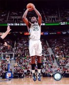 Al Jefferson Utah Jazz 8x10 Photo LIMITED STOCK