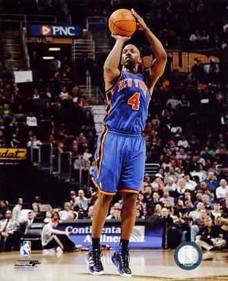 Chauncey Billups New York Knicks 8X10 Photo LIMITED STOCK