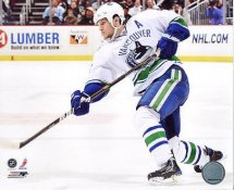 Kevin Bieksa Vancouver Canucks 8x10 Photo