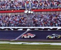 Trevor Bayne 2011 Daytona 500 /  8x10 Racing Photo