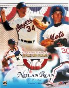 Nolan Ryan 11X14 Numbered Limited Edition Of 500 Hall Of Fame 11X14