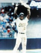 Rickey Henderson 11X14 Oakland Athletics 11X14 Photo