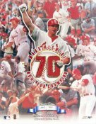 Mark McGwire 11X14 Numbered Limited Edition Of 700 Home Run Champion 70 Cardinals 11X14