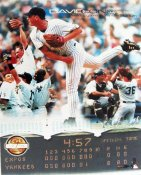 David Cone Perfect Game 11X14 Numbered Limited Edition Of 500 Yankees 11X14