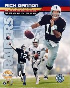 Rich Gannon NUMBERED LIMITED STOCK MVP Oakland Raiders 8X10 Photo