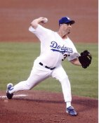 Greg Maddux Dodgers 8X10 Photo