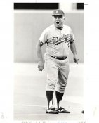 Tommy Lasorda Original Press Photo / Wire Photo 8x10 LA Dodgers