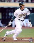 Hideki Matsui Oakland Athletics 8X10 Photo LIMITED STOCK -