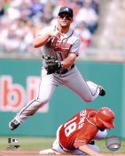 Dan Uggla LIMITED STOCK Atlanta Braves 8X10 Photo