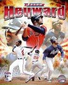 Jason Heyward Atlanta Braves 8X10 Photo