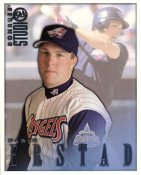 Darin Erstad LIMITED STOCK RARE DonRuss Studio Anaheim Angels 8X10 Photo