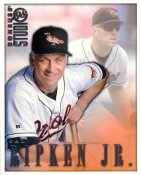 Cal Ripken Jr. LIMITED STOCK RARE DonRuss Studio Baltimore Orioles 8X10 Photo