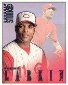 Barry Larkin LIMITED STOCK RARE DonRuss Studio Cincinnati Reds 8x10 Photo