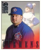 Roger Clemens LIMITED STOCK RARE DonRuss Studio Toronto Blue Jays 8X10 Photo