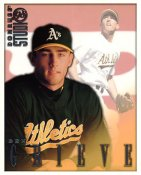 Ben Grieve LIMITED STOCK RARE DonRuss Studio Oakland Athletics 8X10 Photo