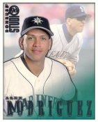 Alex Rodriguez LIMITED STOCK RARE DonRuss Studio Seattle Mariners 8X10 Photo