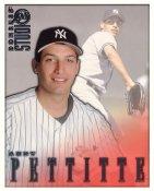 Andy Pettitte LIMITED STOCK RARE DonRuss Studio New York Yankees 8X10 Photo