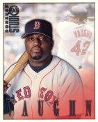 Mo Vaughn LIMITED STOCK RARE DonRuss Studio Boston Red Sox 8x10 Photo
