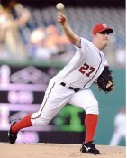 Jordan Zimmermann Washington Nationals 8X10 Photo