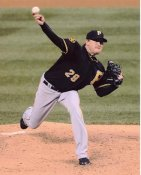 Kevin Correia PIttsburgh Pirates 8X10 Photo