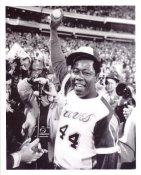 Hank Aaron 715 H.R.  Atlanta Braves 8X10 Photo