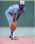 Al Hrabosky Atlanta Braves 8X10 Photo